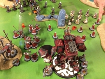 Khador Butcher list with Daniel's Conquest
