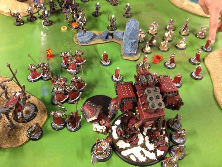 Khador Butcher list with Daniel's Conquest