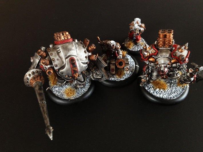Spriggan, Mortar Crew, Berserker