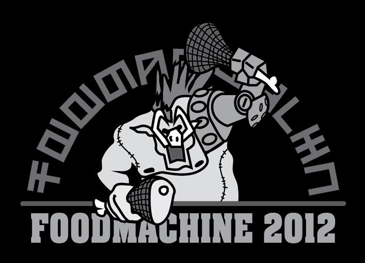 Foodmachine 2012
