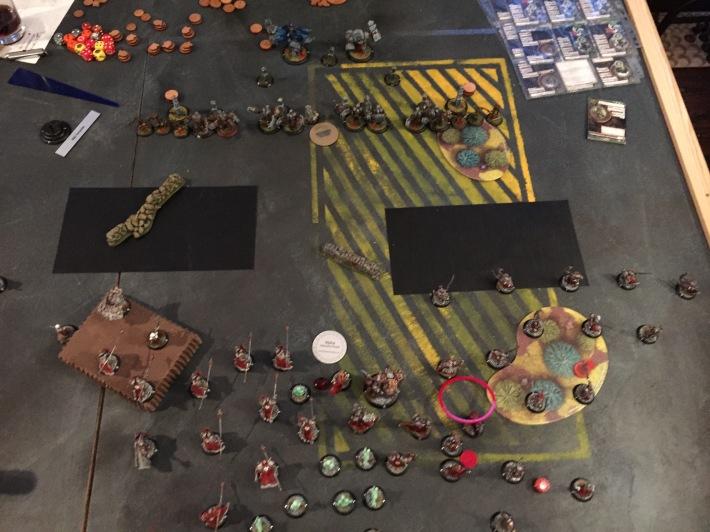 Sorscha2 vs. Bradigus' Tier: Sorscha's Round 1