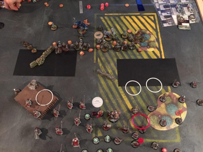 Sorscha2 vs. Bradigus' Tier: Brad's Round 1