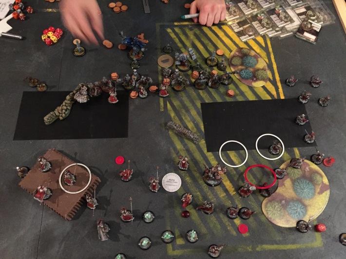 Sorscha2 vs. Bradigus' Tier: Sorscha's Round 2