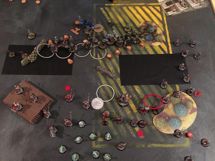 Sorscha2 vs. Bradigus' Tier: Brad's Round 2