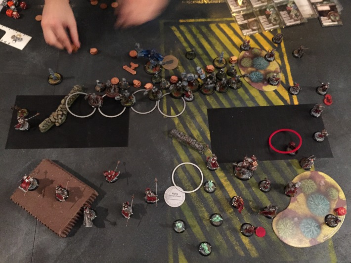 Sorscha2 vs. Bradigus' Tier: Sorscha's Round 3