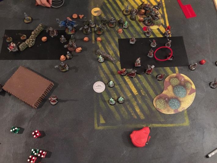 Sorscha2 vs. Bradigus' Tier: Sorscha's Round 4