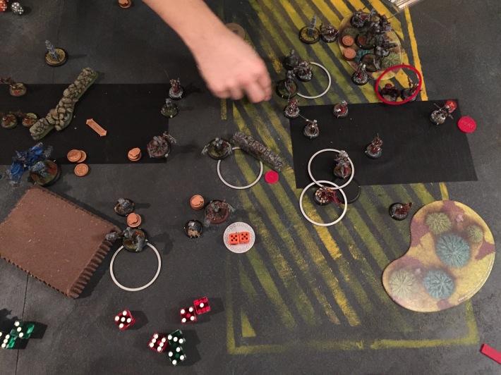Sorscha2 vs. Bradigus' Tier: Sorscha's Round 5